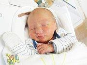 OLIVER FRANK Narodil se 11. února v liberecké porodnici mamince Štěpánce Pourové z Liberce.Vážil 3,10 kg a měřil 49 cm.
