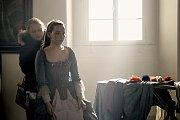 Na zámku Lemberk se natáčely scény pro připravovaný snímek Poslední aristokratka, který vzniká na základě slavného humoristického románu Evžena Bočka.
