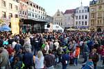 Zpravodajská roadshow Prima jede za vámi objíždí už týdny velká města republiky. Liberec je devátou a předposlední zastávkou.