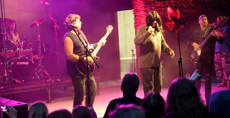Black Sabbath Revival na Woodstocku nad Nisou 2012.