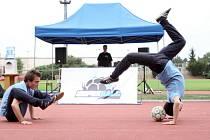 Super Ball 2012 ve Fotbal Freestylu
