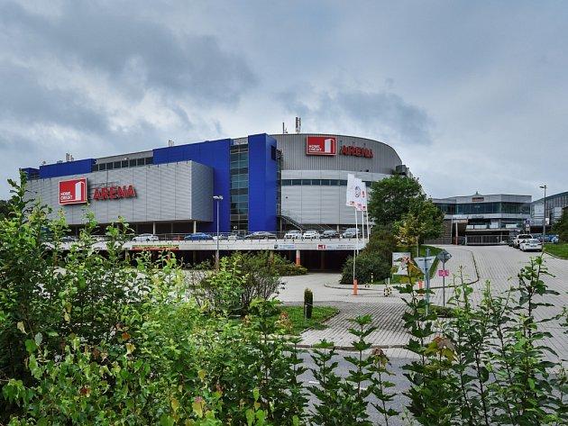 Liberecká arena.