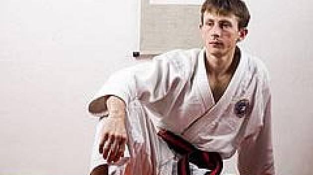 MARTIN PROCHÁZKA. Instruktor bojových umění v Liberci.