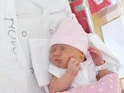 ELEANOR NOVOTNÁ Narodila se 7. května v liberecké porodnici mamince Adrianě Novákové z Liberce. Vážila 2,85 kg a měřila 48 cm.
