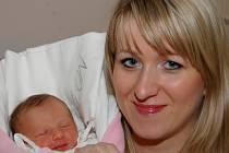Rozálie Hůlková se narodila 5. února v liberecké porodnici mamince Romaně Černé z Liberce. Měřila 47 cm a vážila 2,58 cm.