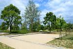 Park ve Vratislavicích prošel dalším zvelebováním.