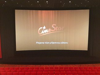Cinestar Liberec.