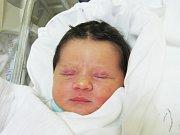 SOFIA ISABELLA ČUŘÍK Narodila se 22. února v liberecké porodnici mamince Lence Čuříkové z Liberce. Vážila 3,50 kg a měřila 50 cm.