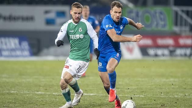FK Jablonec - FC Slovan Liberec, opět se půjde na tradiční derby.