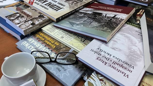 Vletošním roce je v soutěži přihlášeno 30 knih.