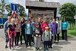 Od úterý 7. 7. do pátku 10. 7. měly děti možnost zúčastnit se 7. ročníku příměstského tábora nejen pro neslyšící děti.