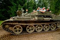 Tankové dny ve Smržovce