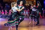 Otevřené taneční mistrovství světa proběhlo v Liberci.