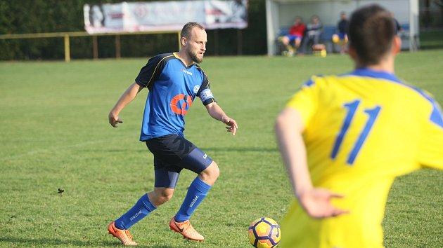 Derby fotbalového krajského přeboru.