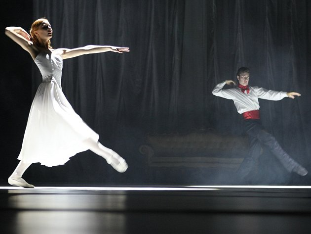 Dámu s kaméliemi připravilo Divadlo F. X. Šaldy v baletním provedení s hudbou Giuseppe Verdiho.