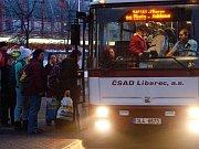 Autobusy společnosti BusLine