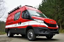 Dobrovolní hasiči mají nové vybavení.