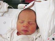 VIKTORIE KÝHOS  Narodila se 2. ledna v liberecké porodnici mamince Zuzaně Kýhos z Liberce.  Vážila 2,76 kg a měřila 46 cm.