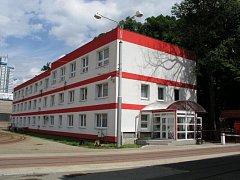 Budova DPMLJ.