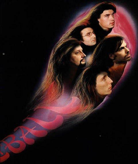 Deep Purple Revival Koberec Band ze Zlína.