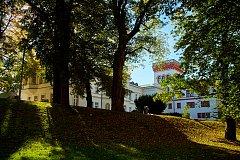V rámci Dne architektury proběhla i komentovaná prohlídka po liberecké čtvrti Kristiánov.