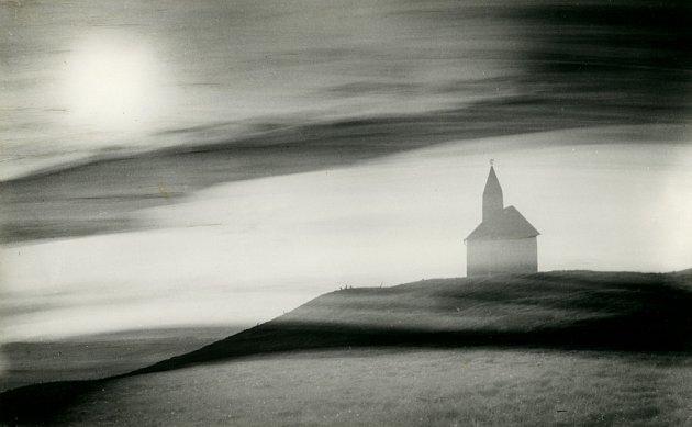 Foto: Jan Pikous, Horizont ticha, 1978.