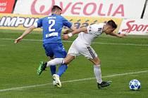 I přes prohru v Karviné, Slovan postoupil mezi šest nejlepších