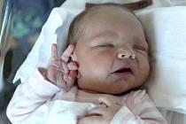SIMONA KUČEROVÁ. Narodila se 16. srpna v liberecké porodnici mamince Pavlíně Kučerové z Liberce. Měřila 52 cm a vážila 4,05 kg.