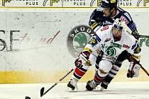 HC Bílí Tygři vs. HC Moeller Pardubice.
