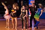 Otevřené taneční Mistrovství světa, WADF World Dance Championship 2018, začalo 19. listopadu v Liberci.