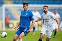 Fotbalisté Liberce v loňské sezoně porazili doma Slovácko 3:1.