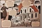 Putování židovskou historií.