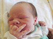 SEBASTIÁN ŠEDA Narodil se 31. července v liberecké porodnici mamince Nikol Šedové z Liberce. Vážil 3,23 kg a měřil 50 cm.