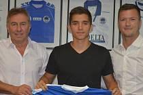 Michal Fukala přichází do Slovanu Liberec.
