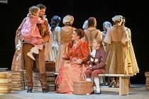 Opera Jakobín bude mít premiéru v divadle F. X. Šaldy o tomto víkendu. Hned dvakrát.