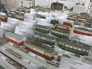 Technické muzeum v Liberci představuje sbírku tramvají.