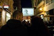 Pátý ročník urban festivalu KI-NO Liberec odstartoval 7. září v Pražské ulici v Liberci.
