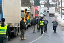 Kraj si chce posvítit na přetížené kamiony