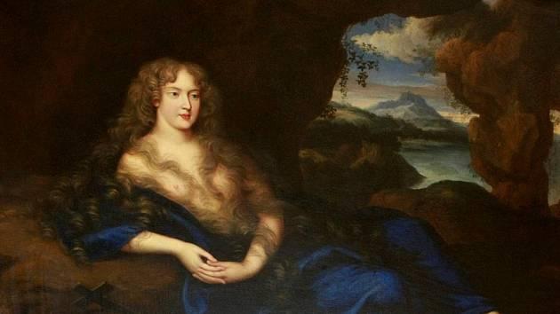 PŘÍBĚH OBRAZU. První vypráví o cestě podobizny Marie z Rohanu, vévodkyně de Chevreuse (1600-1679), z tvorby malíře Henri Gascarse (1635-1701).