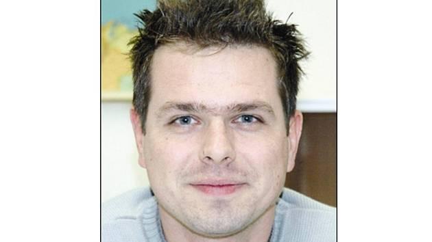 Michal Dufek, ředitel Komunitního střediska Kontakt