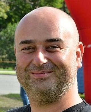 Marek Jiran, provozní Klubu Vlak Liberec