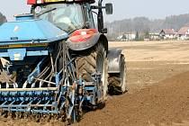 Zemědělci na Liberecku. Ilustrační foto.