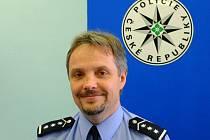 Pavel Bartoš, vedoucí odboru služby pořádkové policie
