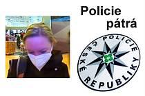 Svědkyně, která může policii výrazně pomoci.