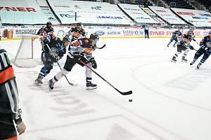 4. semifinále play-off Tipsport extraligy: Liberec - Sparta