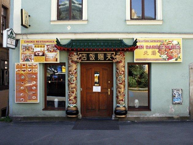 Dům u Zlatého beránka.