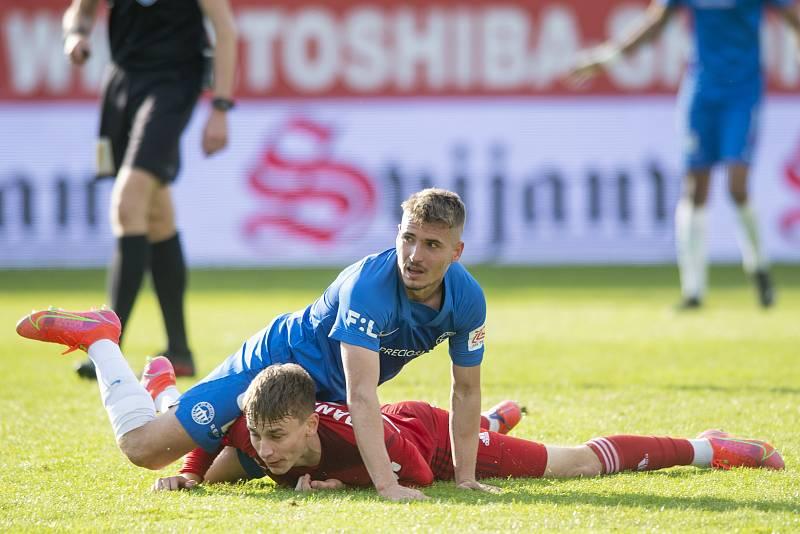 FC Slovan Liberec - SK Sigma Olomouc (34.kolo) 1:2Michal Sadílek, Kryštof Daněk