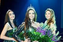 Finálový večer Miss Liberecká kraj 2016 v Kulturním domě v Liberci. Miss LK 2016 je Tereza Koubková, 1. vicemiss se stala Veronika Horáková z Liberce a titul druhé vicemiss získala Iva Nadějová z Turnova.