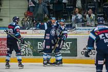 Utkání 3. kola Tipsport extraligy ledního hokeje se odehrálo 12. září v liberecké Home Credit areně. Utkaly se celky Bílí Tygři Liberec a Aukro Berani Zlín.
