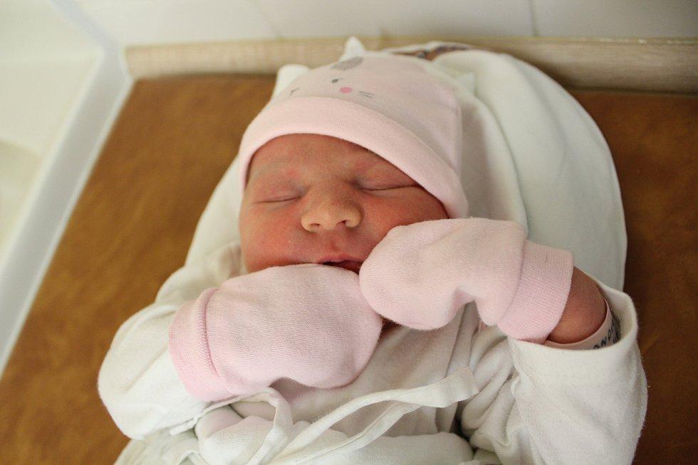 Karolína Urbanová. Narodila se 14. října v liberecké porodnicirodičům Janě Šmídkové a Lukáši Urbanovi z Liberce. Vážila 4,09 kg a měřila 52 cm.